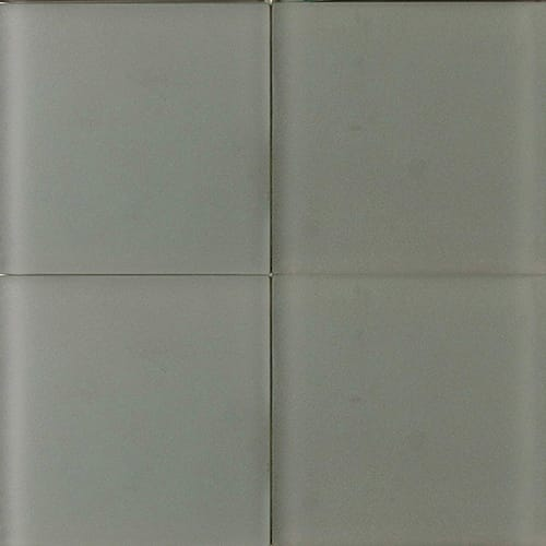 Smokey Quartz Sanded Glass Tiles 4×4