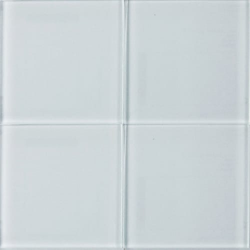 Pearl Glossy Glass Tiles 4×4