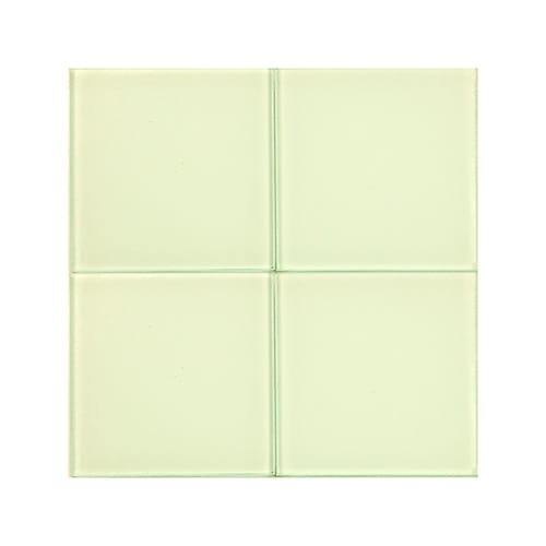 Canvas 1 Glossy Glass Tiles 4×4
