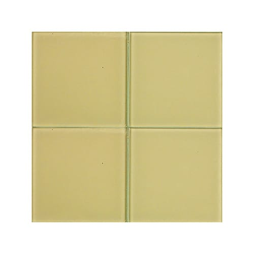Canvas 4 Glossy Glass Tiles 4×4