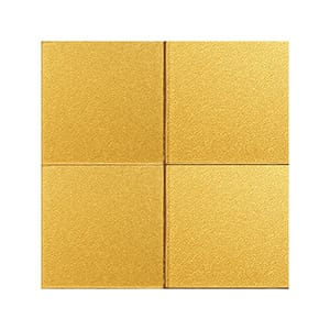 Hot Metal 3 Glossy Glass Tiles 4x4
