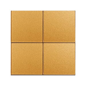 Hot Metal 4 Glossy Glass Tiles 4x4