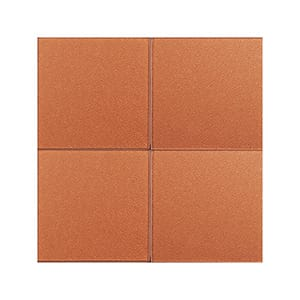 Hot Metal 5 Glossy Glass Tiles 4x4