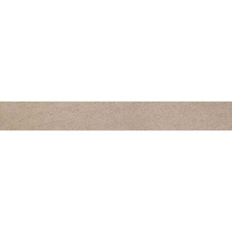 Grigio Lipica Honed Bullnose Porcelain Base 3x24