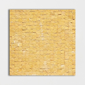 Yellow Honed Limestone Mosaics 8x8