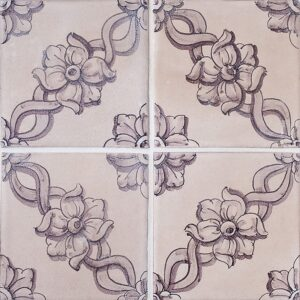 Biaze Glazed Ceramic Tiles 6x6