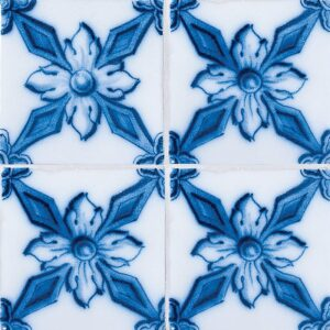 Estrella Glazed Ceramic Tiles 6x6