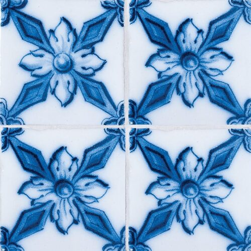 Estrella Glazed Ceramic Tiles 6×6