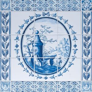 Falconet Glazed Ceramic Tiles Custom