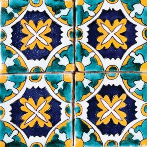 ma44 Glazed Ceramic Tiles 6x6