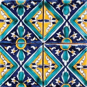ma20 Glazed Ceramic Tiles 4x4