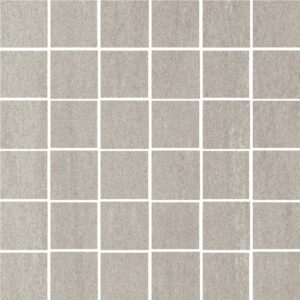Atelier Grey Light Honed 2x2 Porcelain Mosaics 12x12