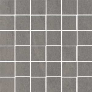 Atelier Olive Grey Honed 2x2 Porcelain Mosaics 12x12