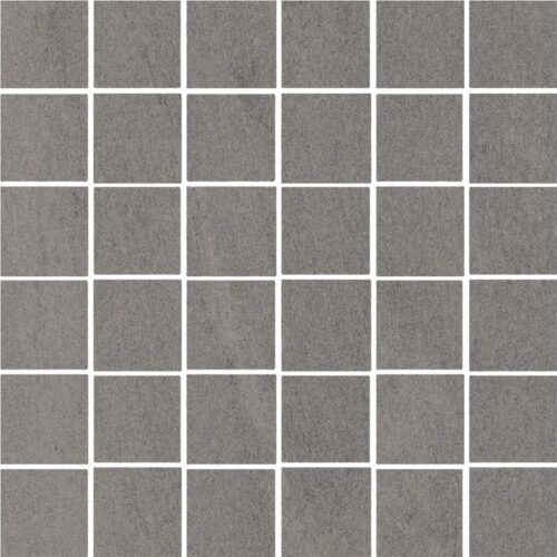 Atelier Olive Grey Honed 2×2 Porcelain Mosaics 12×12