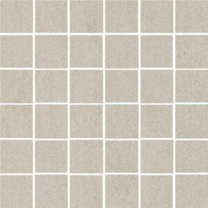 Atelier White Honed 2x2 Porcelain Mosaics 12x12