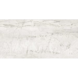 Romano White Honed Porcelain Tiles 24x48