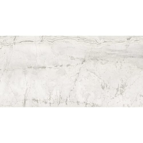 Romano White Honed Porcelain Tiles 12×24