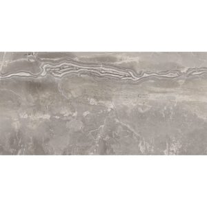Romano Greige Polished Porcelain Tiles 12x24