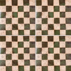 Nottingham Glazed Ceramic Tiles 6x6