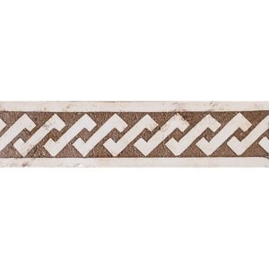 Savoy Glazed Liner Ceramic Moldings 1/2x6