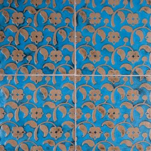 Talbert-109 Glazed Ceramic Tiles 6x6