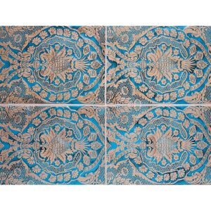 Ispahan-108 Glazed Ceramic Tiles 6x8