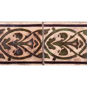 Redcliffe Glazed Ceramic Tiles 6x6