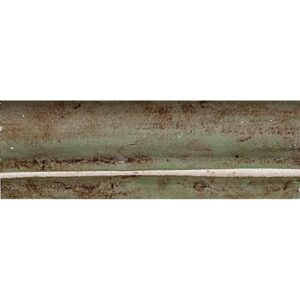 Wash Biscuit Jade Glazed Ogee Ceramic Moldings 2x6