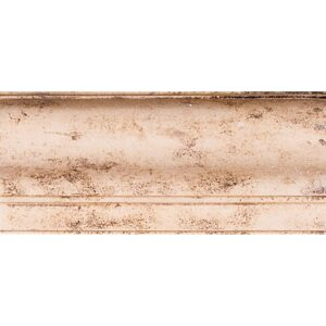 Fieldstone Glazed V-cap Ceramic Moldings 2 3/4x6