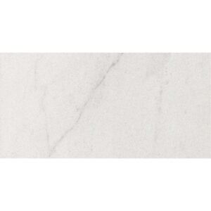 Crystal White Polished Porcelain Tiles 12x24