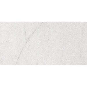 Crystal White Matte Porcelain Tiles 12x24