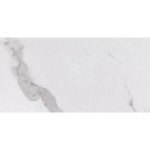 Calacatta Shine Polished Porcelain Tiles 12x24