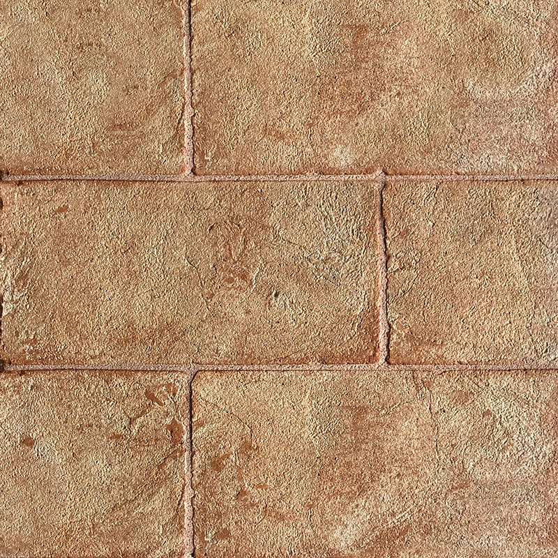 Rectangle Medievale Terracotta Tiles 6x12