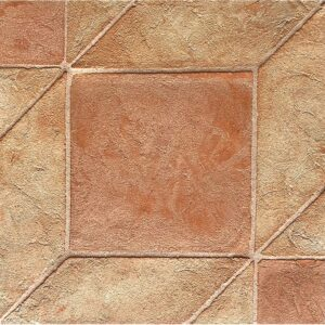 Reclaimed Natural Square Terracotta