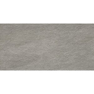 Light Grey Struttura Cesello Porcelain Tiles 12x24