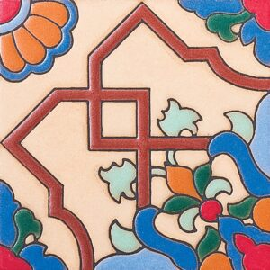 416 A Glazed Ceramic Tiles 6x6