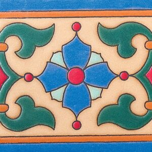 329 A Glazed Ceramic Tiles 6x6