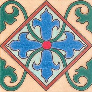 288 A Glazed Ceramic Tiles 6x6