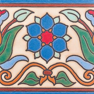 141 A Glazed Ceramic Tiles 6x6