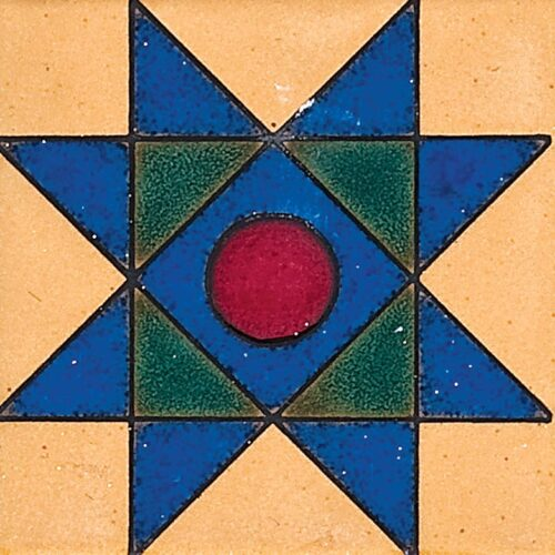118 A Glazed Ceramic Tiles 4×4