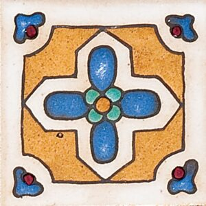122c Glazed Ceramic Tiles 4x4