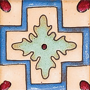 121d Glazed Ceramic Tiles 4x4