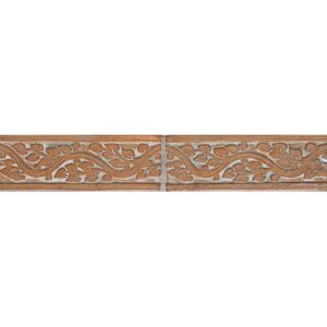 126r Gr10 Glazed Vine Ceramic Borders 2x6
