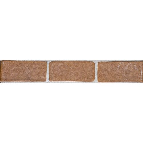 24rb A Glazed Rustic Ceramic Borders 2×4