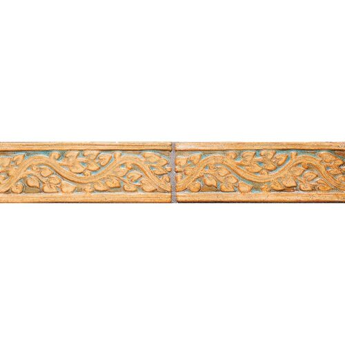 126r Glazed Vine Ceramic Borders 2×6