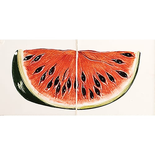 Watermelon Glossy Ceramic Panels 4×8