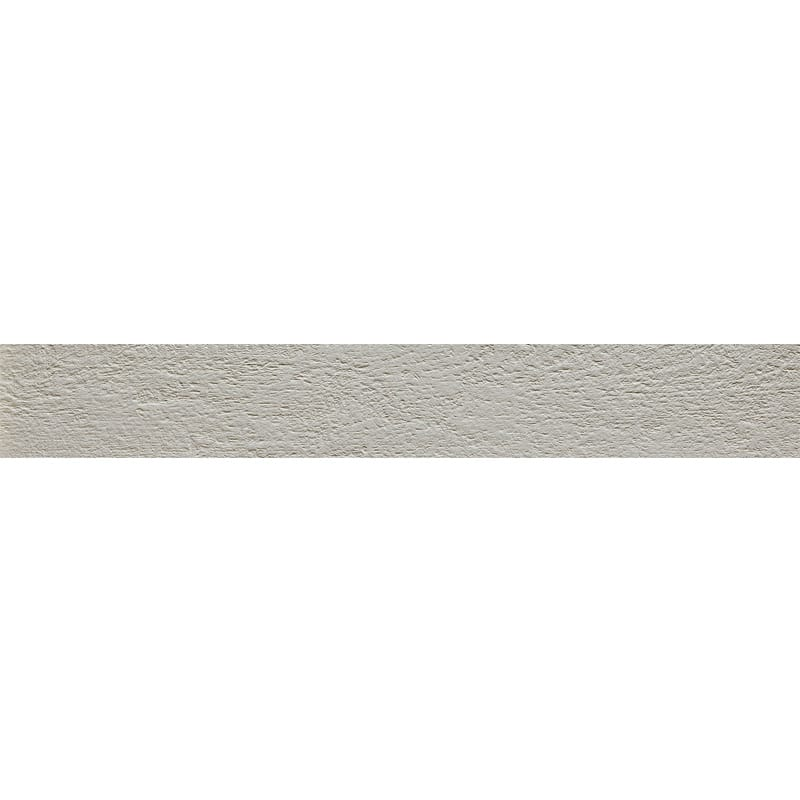 Silver Rectified 3x24 Bullnose Porcelain Base