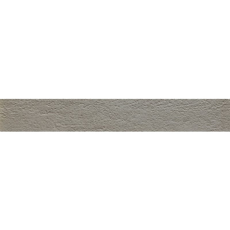 Dimgray Rectified 3x24 Bullnose Porcelain Base
