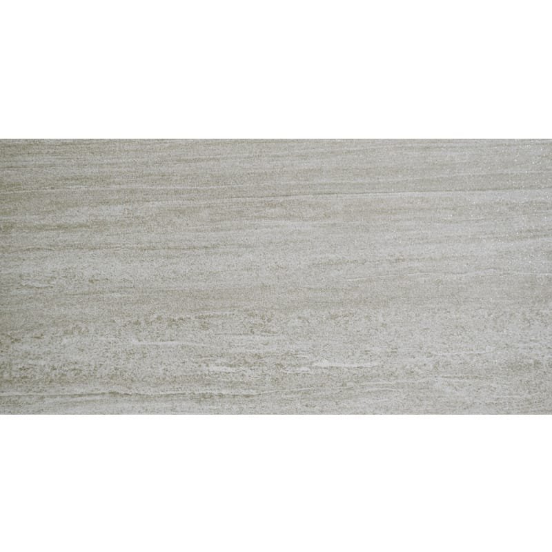 Q Stone Grey Rectified 12x24 Porcelain Tiles