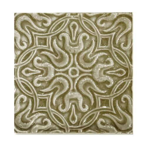 Willow Glossy Mondial Ceramic Wall Decos 6×6
